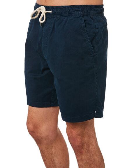 NAVY MENS CLOTHING ACADEMY BRAND SHORTS - 19S602NVY