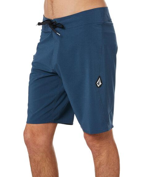 SMOKEY BLUE MENS CLOTHING VOLCOM BOARDSHORTS - A0811709SMB