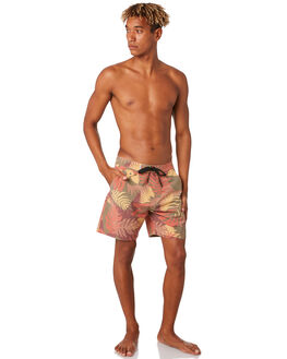 ORANGE RUST MENS CLOTHING BANKS BOARDSHORTS - BS0215ORR