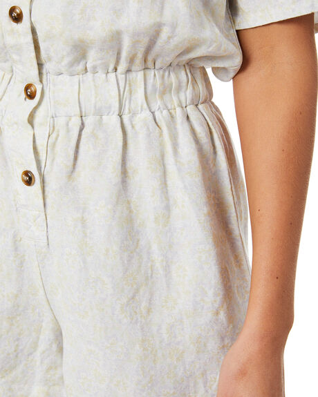 PASTELS SUMMER WOMENS CLOTHING RUSTY PLAYSUITS + OVERALLS - MCL0360PTS