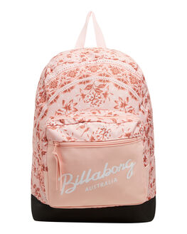 PEACHES WOMENS ACCESSORIES BILLABONG BAGS + BACKPACKS - BB-6607005-355