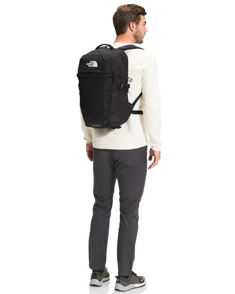 BLACK BLACK MENS ACCESSORIES THE NORTH FACE BAGS + BACKPACKS - NF0A52SHKX7