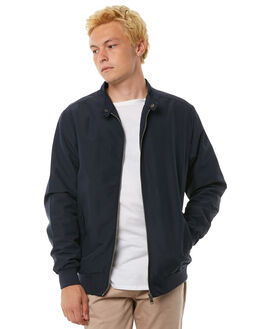 NAVY MENS CLOTHING ACADEMY BRAND JACKETS - 18W223NVY