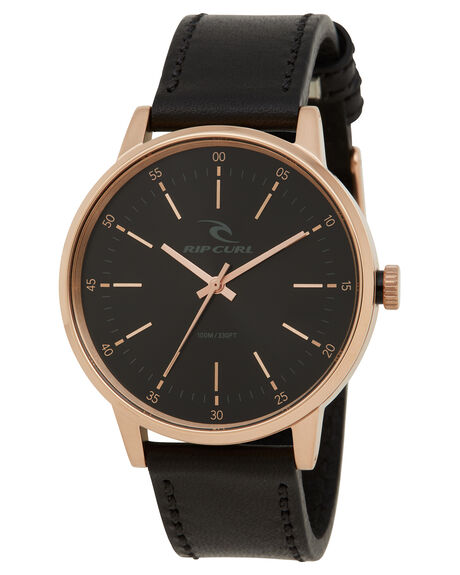 ROSE GOLD MENS ACCESSORIES RIP CURL WATCHES - A30694093