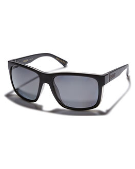 BLACK SMOKE GREY WIL MENS ACCESSORIES VONZIPPER SUNGLASSES - SMSMAXPSVBLKGR