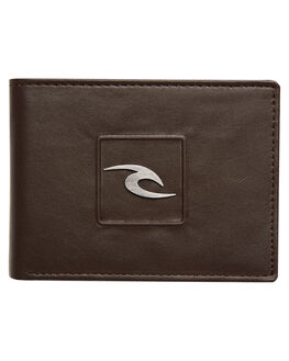 BROWN MENS ACCESSORIES RIP CURL WALLETS - BWUIJ10009