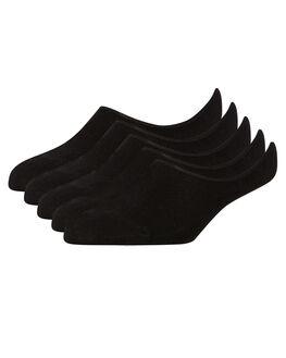 BLACK MENS CLOTHING SWELL SOCKS + UNDERWEAR - S51641695BLK