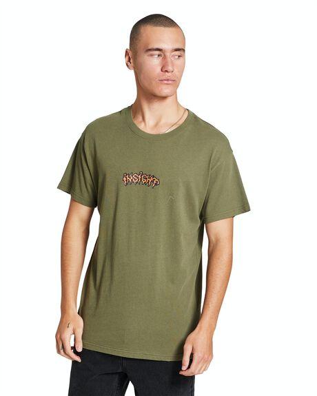 GREEN MENS CLOTHING INSIGHT TEES - 37363300026