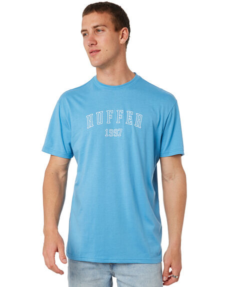 ISLAND BLUE OUTLET MENS HUFFER TEES - MTE84C2301.521ISBLU