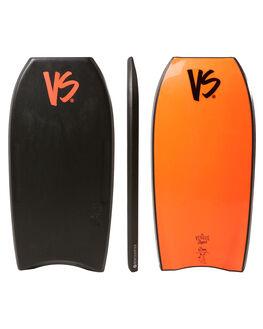 BLACK RED SURF BODYBOARDS VS BODYBOARDS BOARDS - V18TORQ42BLBLKRD