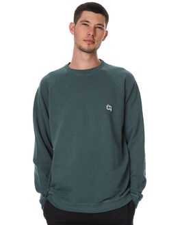 WASHED BOTTLE MENS CLOTHING STUSSY JUMPERS - ST077201WBTL