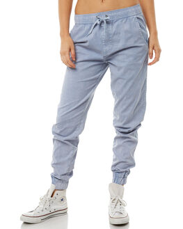CHAMBRAY WOMENS CLOTHING SWELL PANTS - S8182193CHAMB