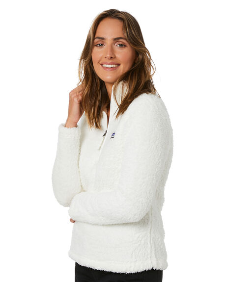 BIRCH WHITE WOMENS CLOTHING PATAGONIA JUMPERS - 25235BCW
