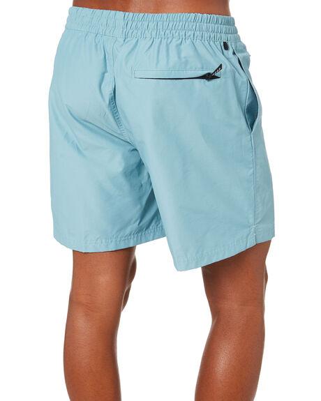 CAMEO BLUE MENS CLOTHING VANS BOARDSHORTS - VNA49R5SQEBLU