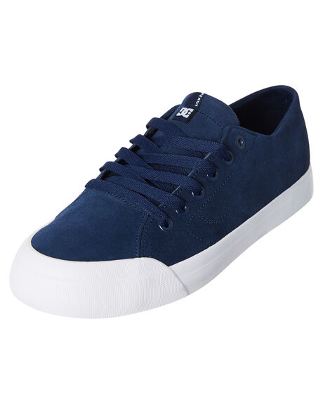 NAVY MENS FOOTWEAR DC SHOES SNEAKERS - ADYS300487NVY