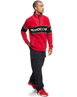 TANGO RED MENS CLOTHING DC SHOES JUMPERS - EDYFT03391RRH0