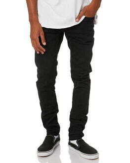 BLACK OUT MENS CLOTHING VOLCOM JEANS - A1931610BKO