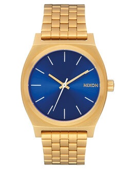 ALL GOLD BLUE SUNRAY MENS ACCESSORIES NIXON WATCHES - A0452735