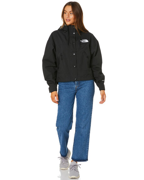 TNF BLACK WOMENS CLOTHING THE NORTH FACE JACKETS - NF0A3XDCJK3