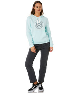 TEAL TINT WOMENS CLOTHING HURLEY JUMPERS - AGFLMNDLA362