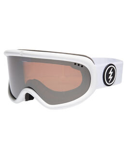 GLOSS WHT BROSE SIL BOARDSPORTS SNOW ELECTRIC GOGGLES - EG2117102-BRSR