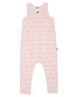 NAVAJO NATION PINK KIDS BABY BONDS CLOTHING - BY7CAZBM