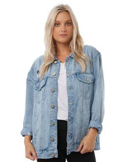 JASPER WOMENS CLOTHING A.BRAND JACKETS - 711353611
