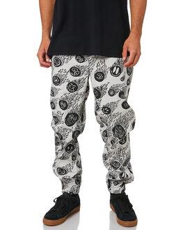 FLAMING FACES MENS CLOTHING R8GZ WEAR PANTS - RG01911001FLA