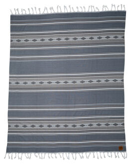 NAVY BLUE ACCESSORIES TOWELS SLOWTIDE  - ST062NVY