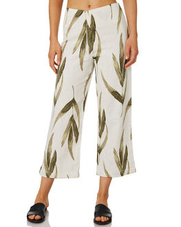 PRINT WOMENS CLOTHING ZULU AND ZEPHYR PANTS - ZZ2338PRT