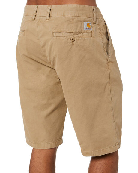 LEATHER MENS CLOTHING CARHARTT SHORTS - I0193378Y