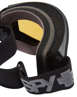 BLACK BRONZE BOARDSPORTS SNOW SPY GOGGLES - 313162038069BLK