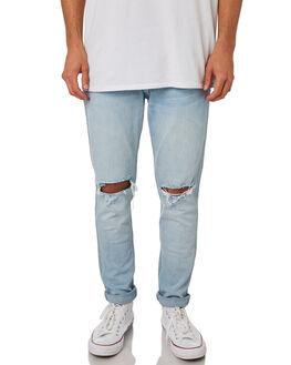 SANDS INDIGO MENS CLOTHING WRANGLER JEANS - W-901424-GD5SNDIN