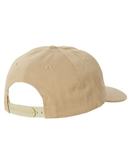 KHAKI WOMENS ACCESSORIES FLEX FIT HEADWEAR - 173102-KHA-OSFAKHKI