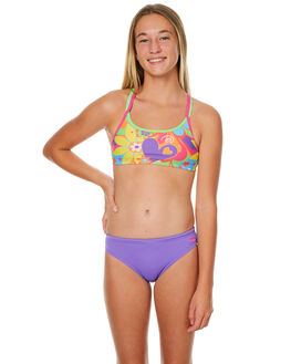 MULTI KIDS GIRLS ZOGGS SWIMWEAR - 5013170MUL