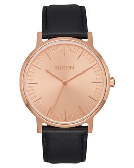 ALL ROSE GOLD BLACK WOMENS ACCESSORIES NIXON WATCHES - A10581932