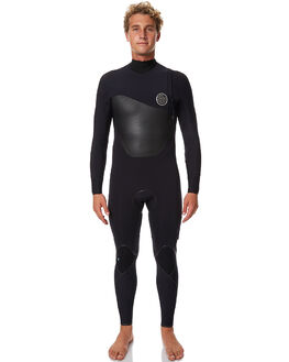 BLACK SURF WETSUITS RIP CURL STEAMERS - WSM6PF0090