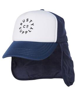 BLUE NIGHTS KIDS BOYS RUSTY HEADWEAR - HCR0179BNI