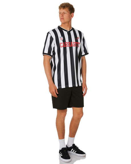 WHITE BLACK MENS CLOTHING CARHARTT TEES - I02624802