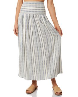 BLUE OUTLET WOMENS RIP CURL SKIRTS - GSKDP10070