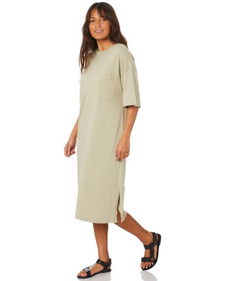 PISTACHIO WOMENS CLOTHING SWELL DRESSES - S8211445PSTIO