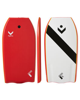 RED SURF BODYBOARDS HYDRO BOARDS - CB17-HYD-040RED