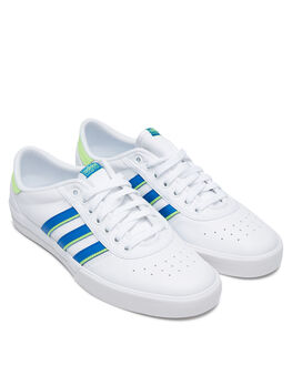 WHITE MENS FOOTWEAR ADIDAS SNEAKERS - EG2452WHT