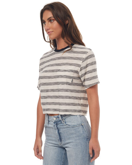 STONE WOMENS CLOTHING ELEMENT TEES - 274002STO