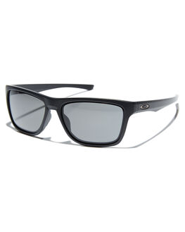 MATTE BLACK GREY MENS ACCESSORIES OAKLEY SUNGLASSES - OO9334-0858MBLKP