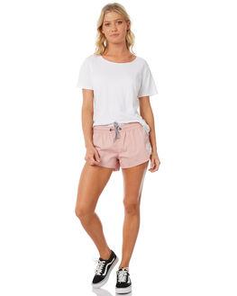 PEONY WOMENS CLOTHING SANTA CRUZ SHORTS - SC-WBC8667PEO