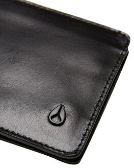 BLACK MENS ACCESSORIES NIXON WALLETS - C2966000