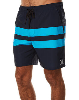OBSIDIAN MENS CLOTHING HURLEY SHORTS - AMBSBBV45B