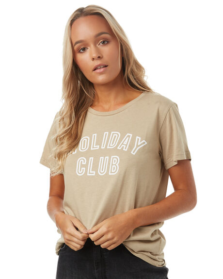 SAND WOMENS CLOTHING TEE INK TEES - CAST87ASAND