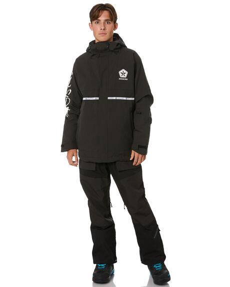 BLACK BOARDSPORTS SNOW SESSIONS MENS - SMMJSCO-BLK